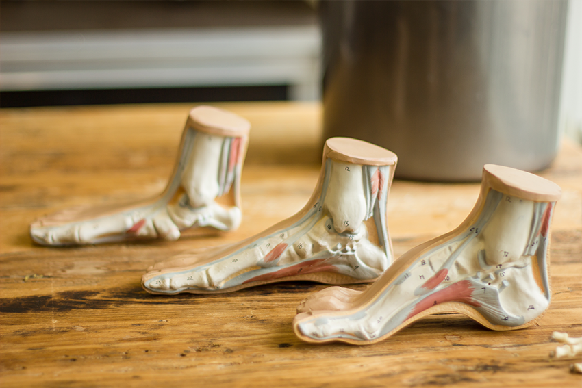 orthopedische steunzolen